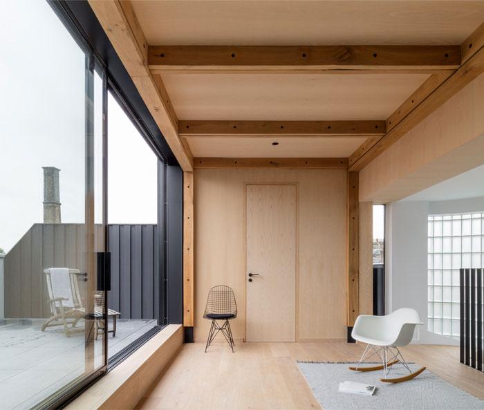 nicholas szczepaniak architects london house extension 6