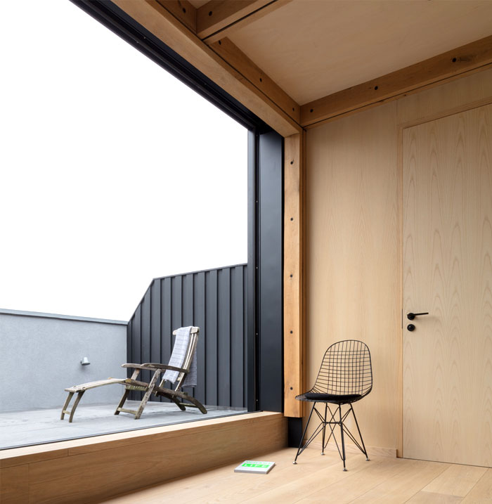 nicholas szczepaniak architects london house extension 9