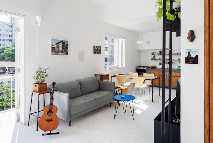 one bedroom apartment vao 12