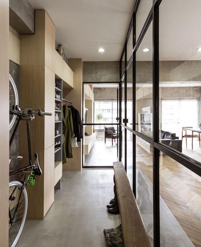 renovation 70s apartment tokyo tomokatzu hayakawa architects 2