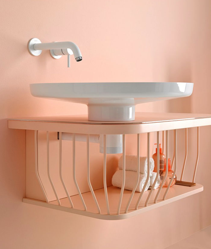 small bathroom trends inbani