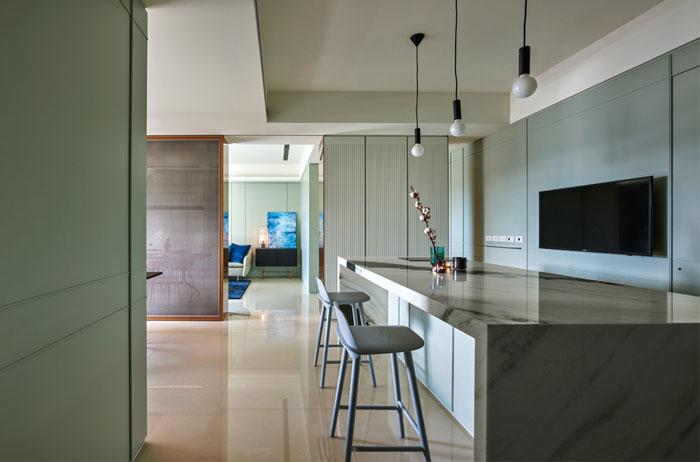 fu ge design apartment 4