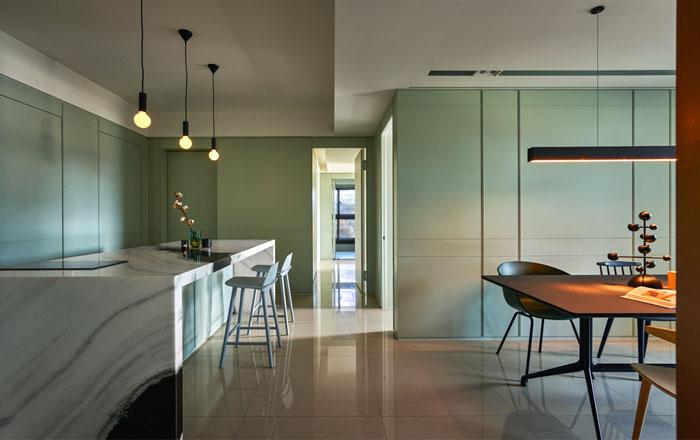 fu ge design apartment 7