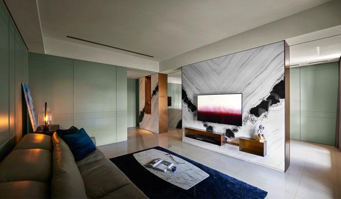fu ge design apartment 8