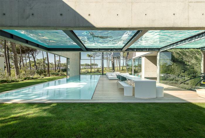 villa wall house guedes cruz arquitectos 1