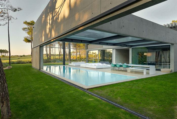 villa wall house guedes cruz arquitectos 16