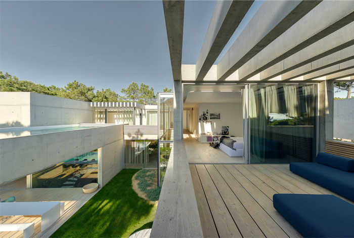 villa wall house guedes cruz arquitectos 17