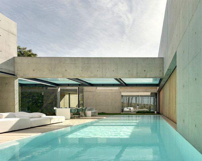 villa wall house guedes cruz arquitectos 23