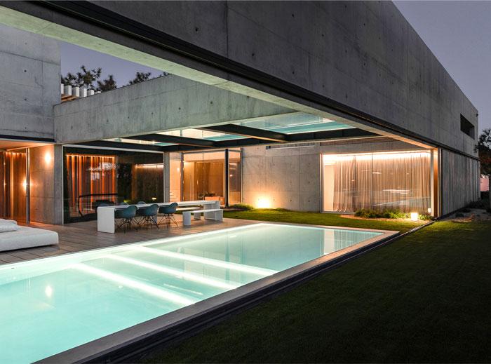 villa wall house guedes cruz arquitectos 25