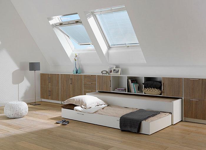 attic hideaway beds idea
