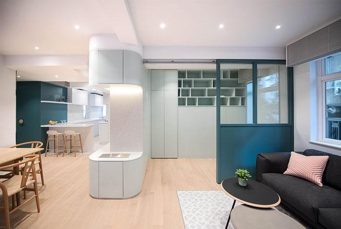 Hong Kong Apartment Studio Prove Small Can Still Be Beautiful