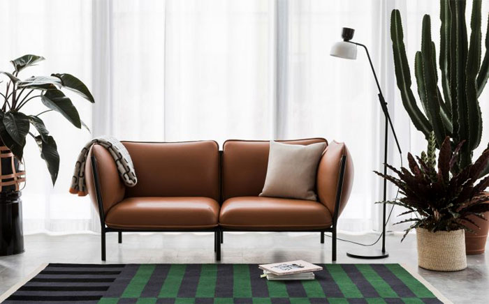 Outstanding Innovative Sofa Designed By Anderssen Voll Can Be Flat Machost Co Dining Chair Design Ideas Machostcouk