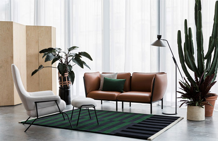 Amazing Innovative Sofa Designed By Anderssen Voll Can Be Flat Machost Co Dining Chair Design Ideas Machostcouk