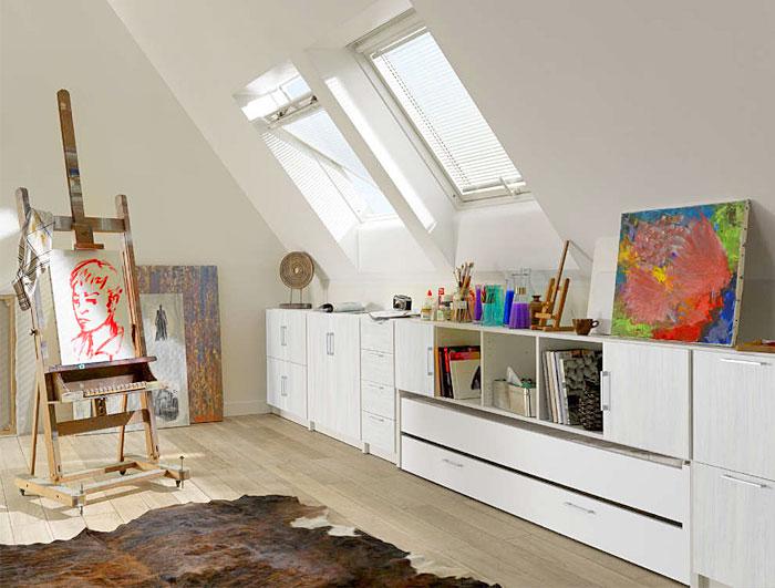 hideaway attic trundle beds