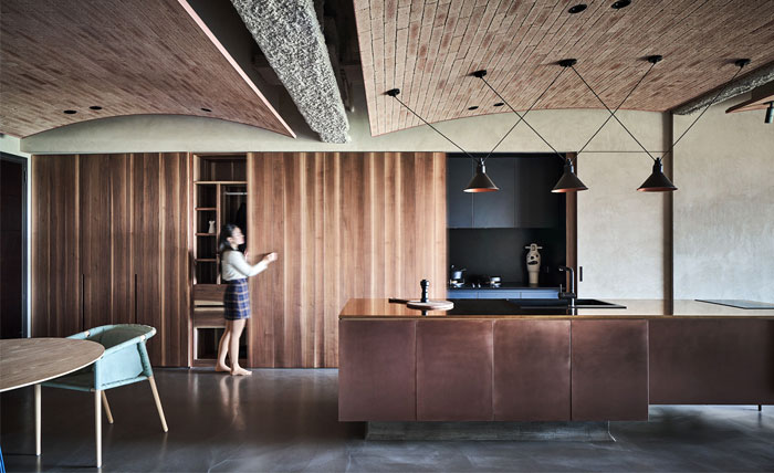 taiwan residence kc design studio 21