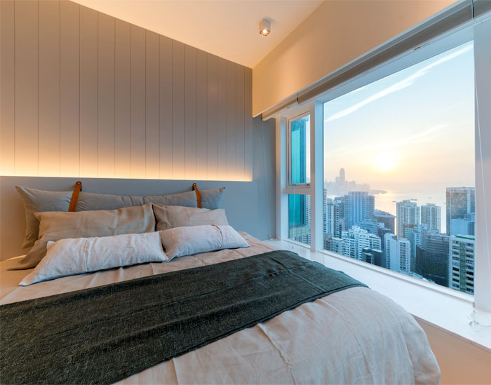 arctitudesign modern apartment hong kong 12