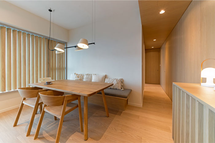 arctitudesign modern apartment hong kong 23