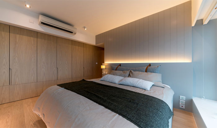arctitudesign modern apartment hong kong 7