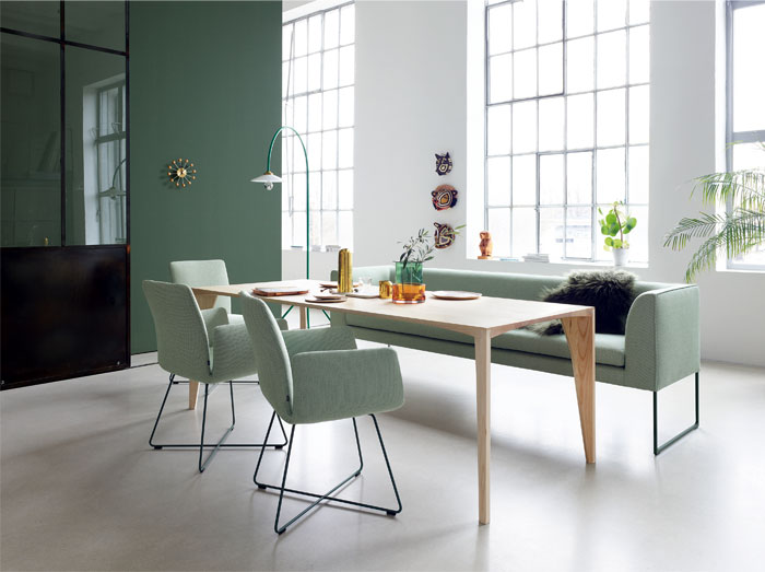cor delta table mell bench jalis chairs 8