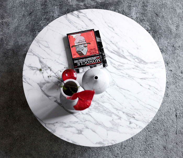 cor sting table marble 18