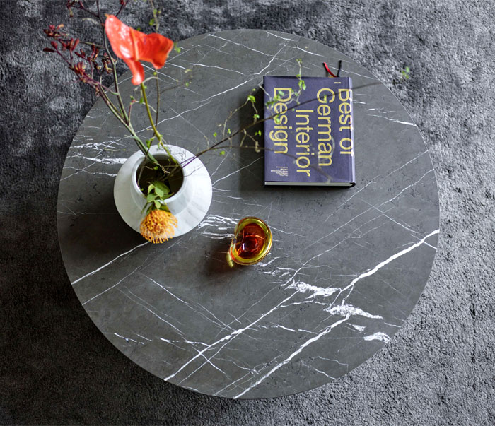 cor sting table marble 19