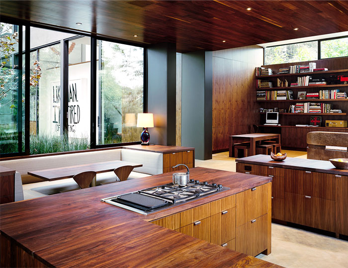 g shaped kitchen living room ideas 2