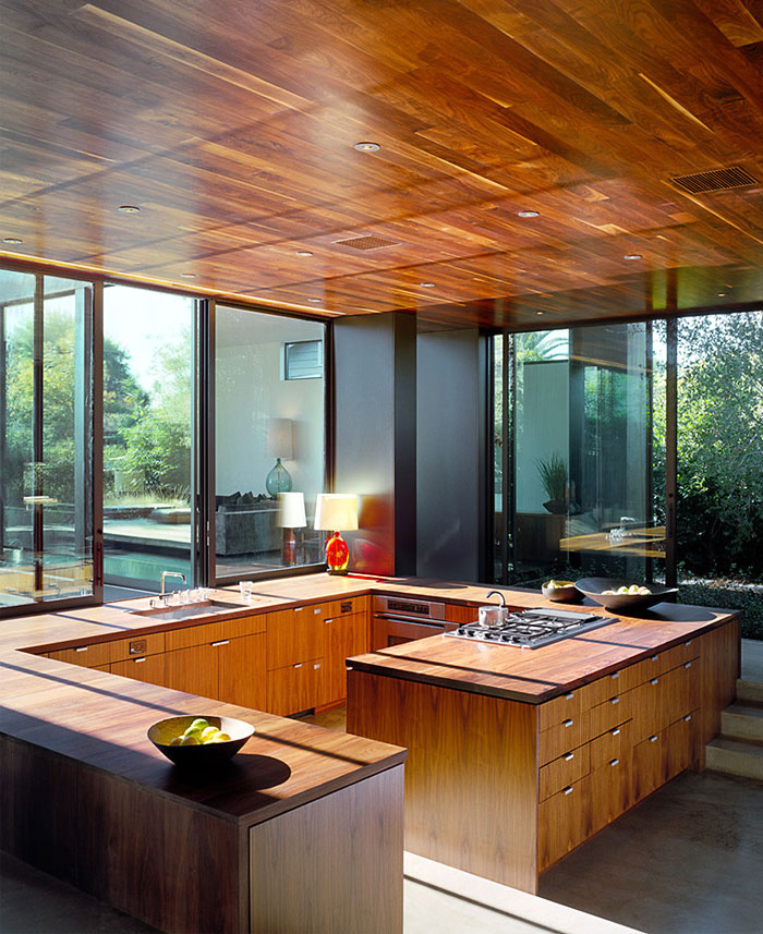 g shaped kitchen open concept 1