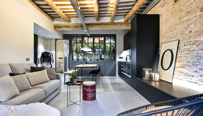 Open Concept Kitchen and Living Room – 55 Designs & Ideas ...