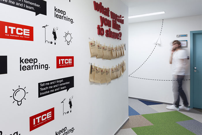 itce training center sofia cache atelier 4