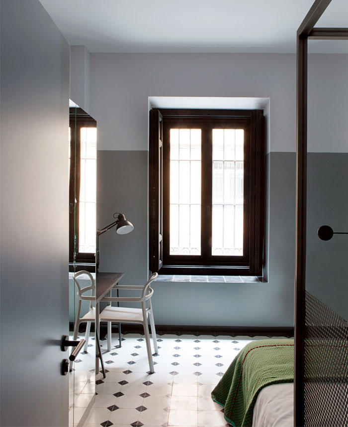 plutarco student housing apartments madrid 6