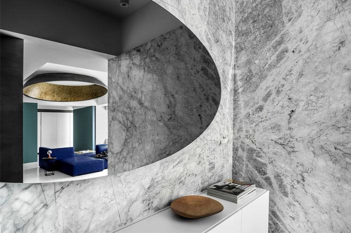 wei yi international design associates apartment 13