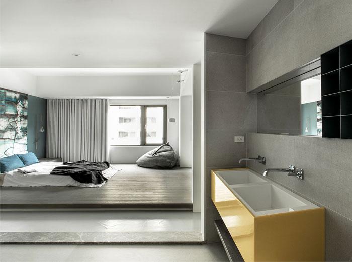 wei yi international design associates apartment 15