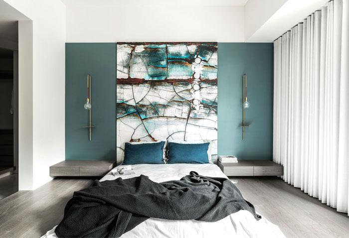 wei yi international design associates apartment 16