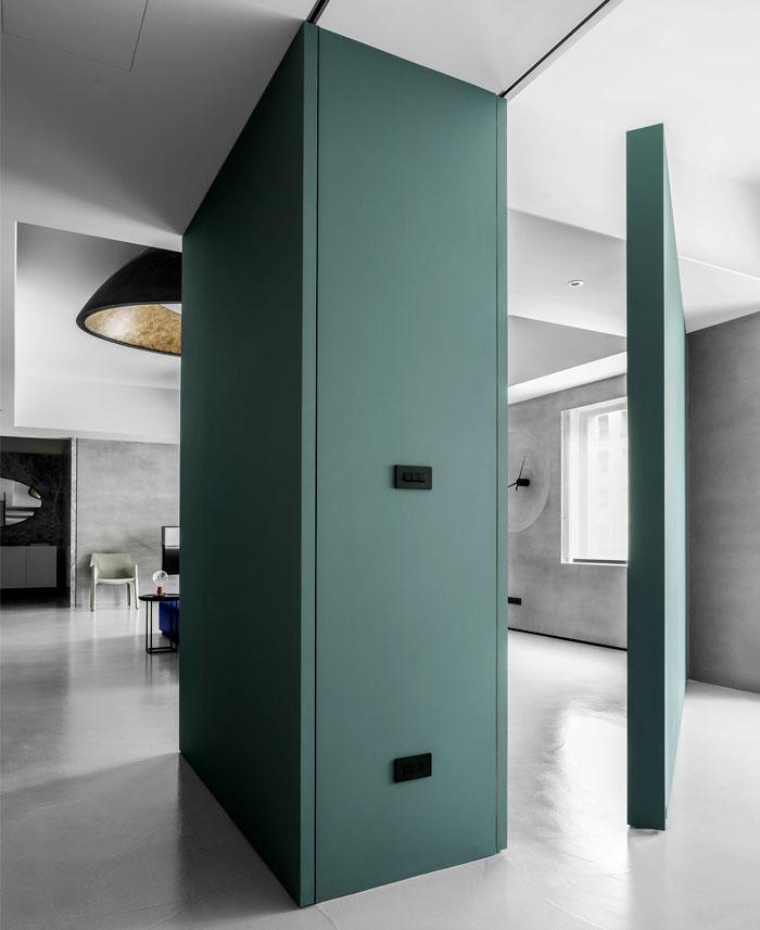 wei yi international design associates apartment 17