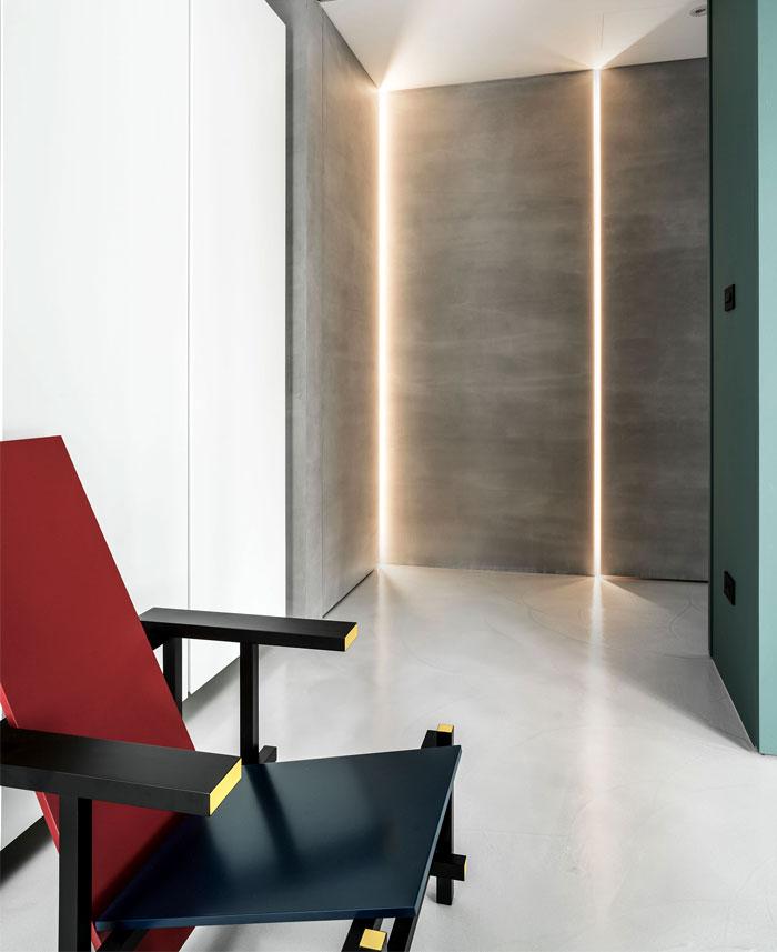 wei yi international design associates apartment 18