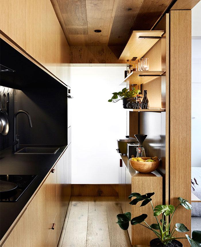 multifunctional design apartment 35 square meter 8