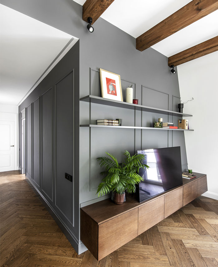 studio in arch loft vilnius 11