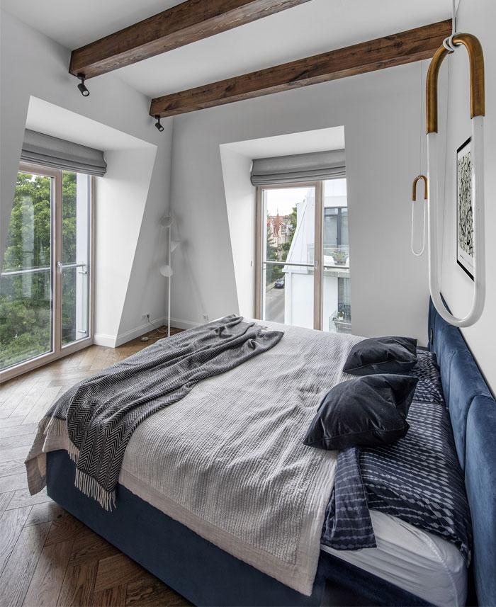 studio in arch loft vilnius 23