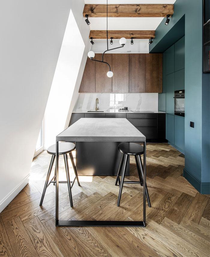 studio in arch loft vilnius 3