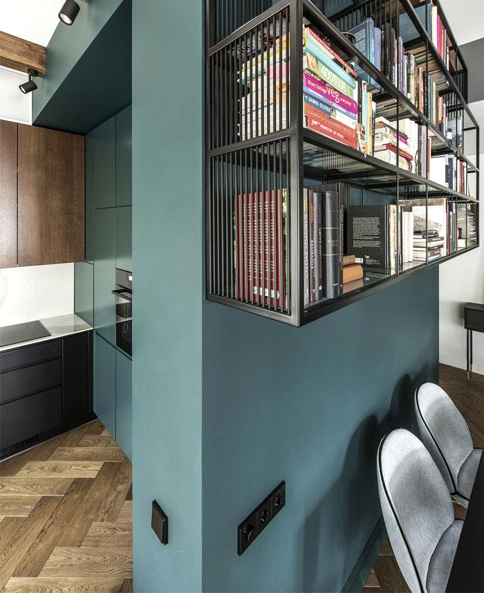 studio in arch loft vilnius 9