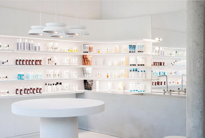 batek architekten zalando beauty station 9