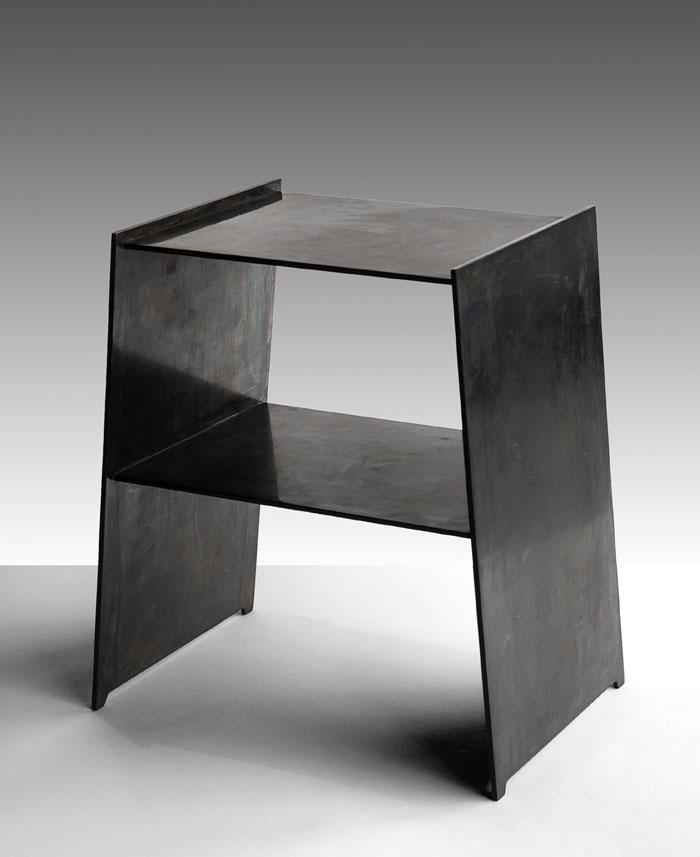 compact side table okha 2