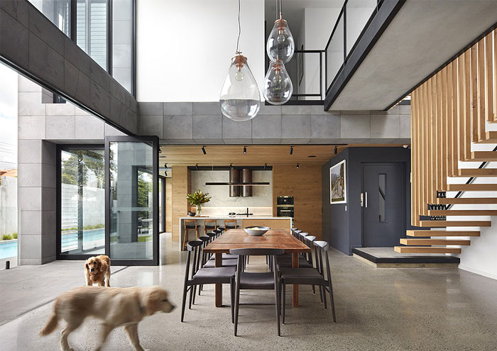 finnis architects quarry house 12