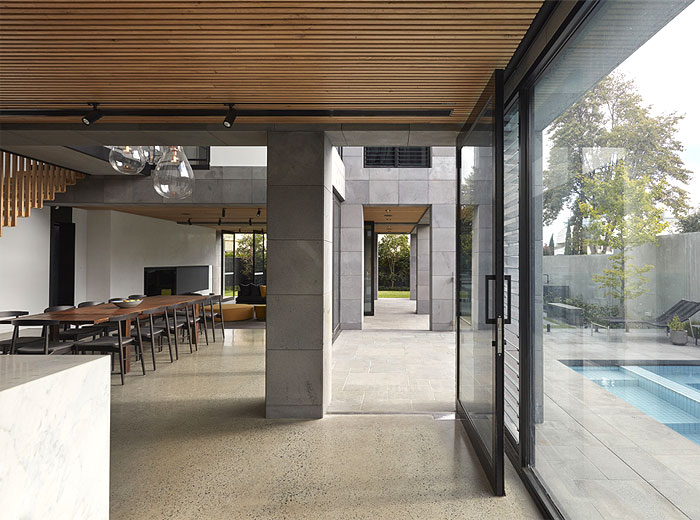 finnis architects quarry house 7