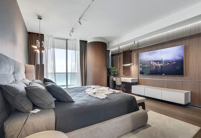 luxurious mens bedroom decor