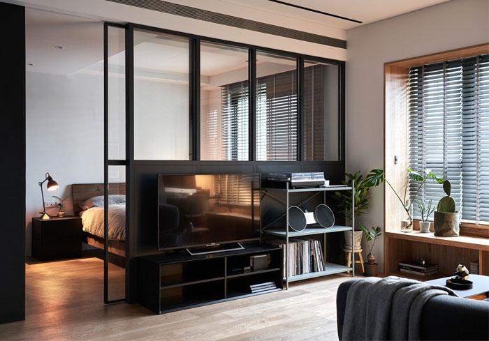mens bedroom ideas apartment