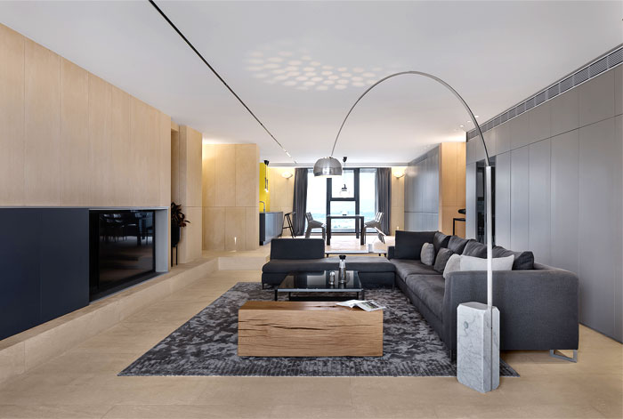 minimalist residence jamd ar china 13