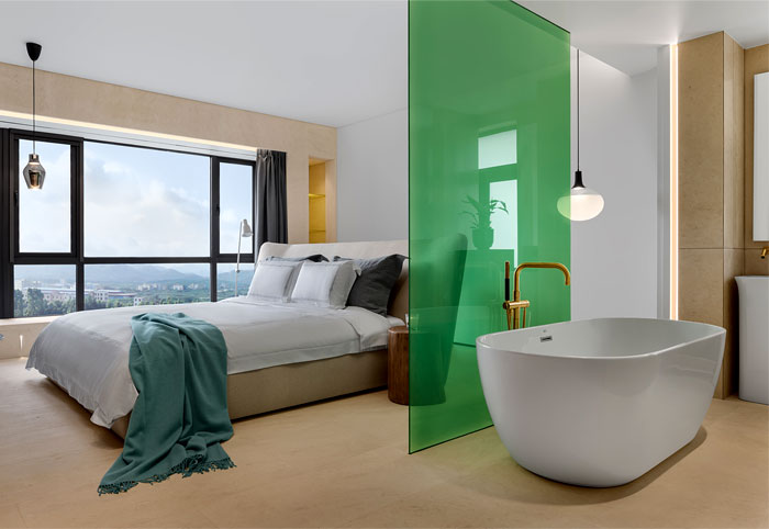 minimalist residence jamd ar china 19