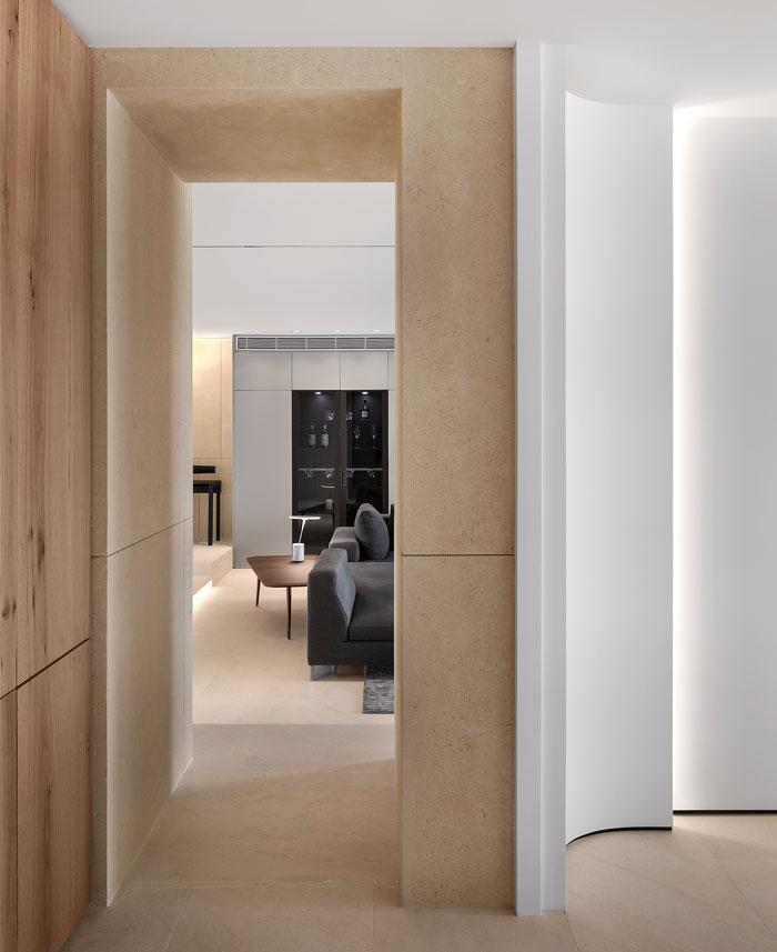 minimalist residence jamd ar china 6