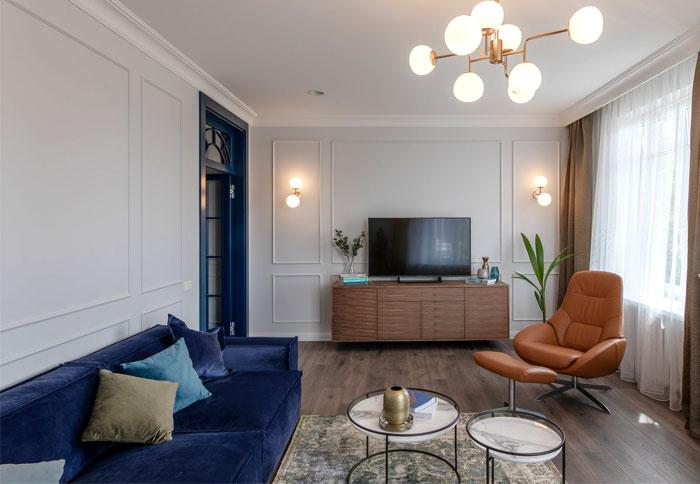 parisian chic apartment interdio 5